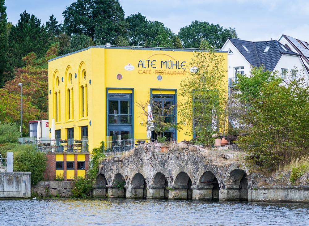 Alte Mühle - Alte Muehle Kiel 1