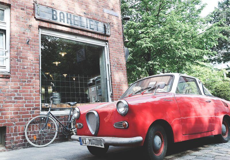 Bakeliet - Bakeliet Kiel Cafe Fruehstueck