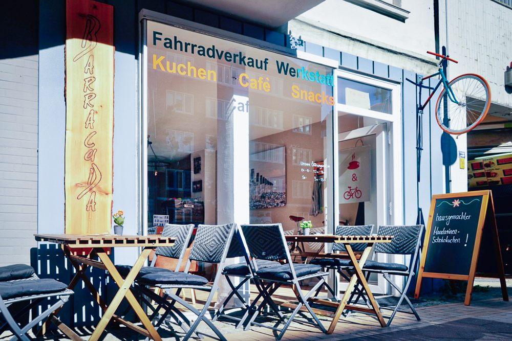 Bikes & Bistro - Das Radsport-Café - Cafe Barracuda Kiel 3 klein