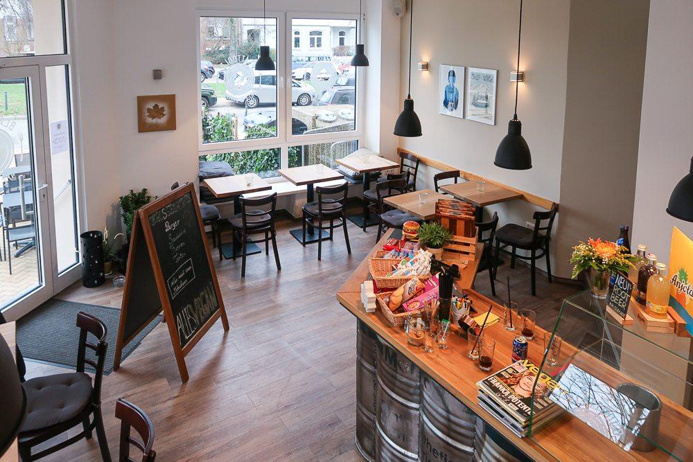 Blattgold - Cafe Blattgold Kiel 3 Klein