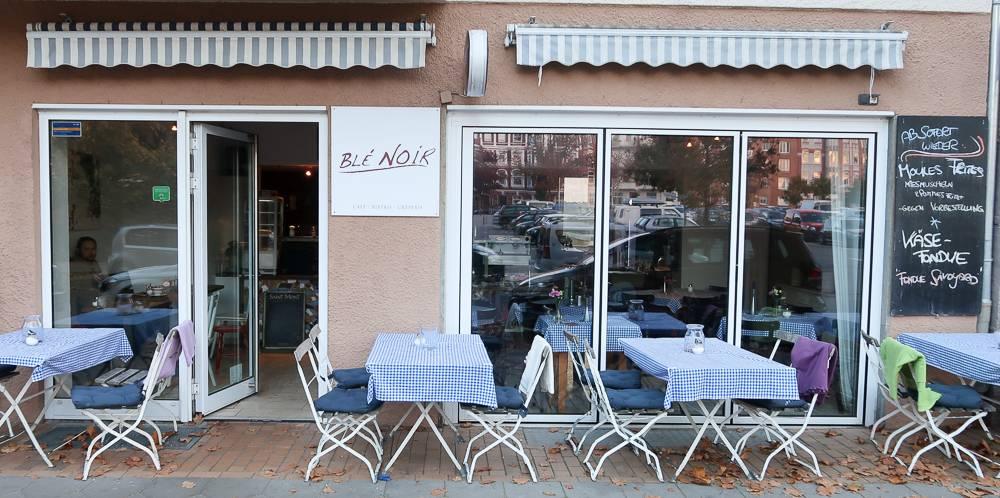 Blé Noir - Kiel Ble Noir Bluecherplatz3