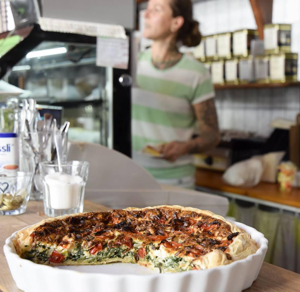 Sostenido - Kiel Cafe Hansa Zwei