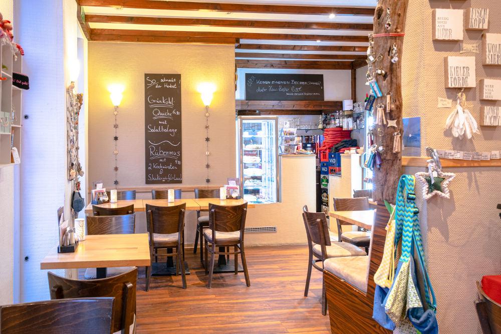 Luna - Kiel Cafe Luna Kaffee