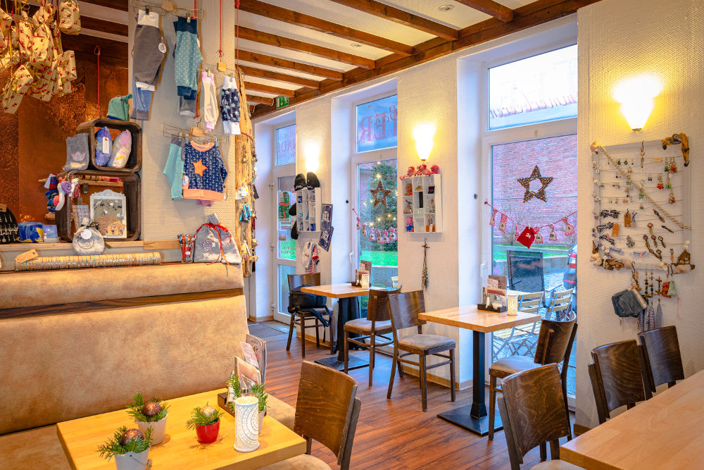 Luna - Kiel Cafe Luna Kaffee1