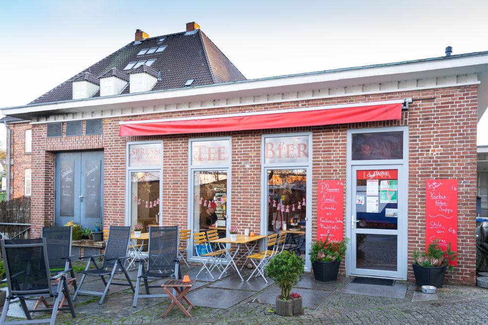 Luna - Kiel Cafe Luna Kaffee7