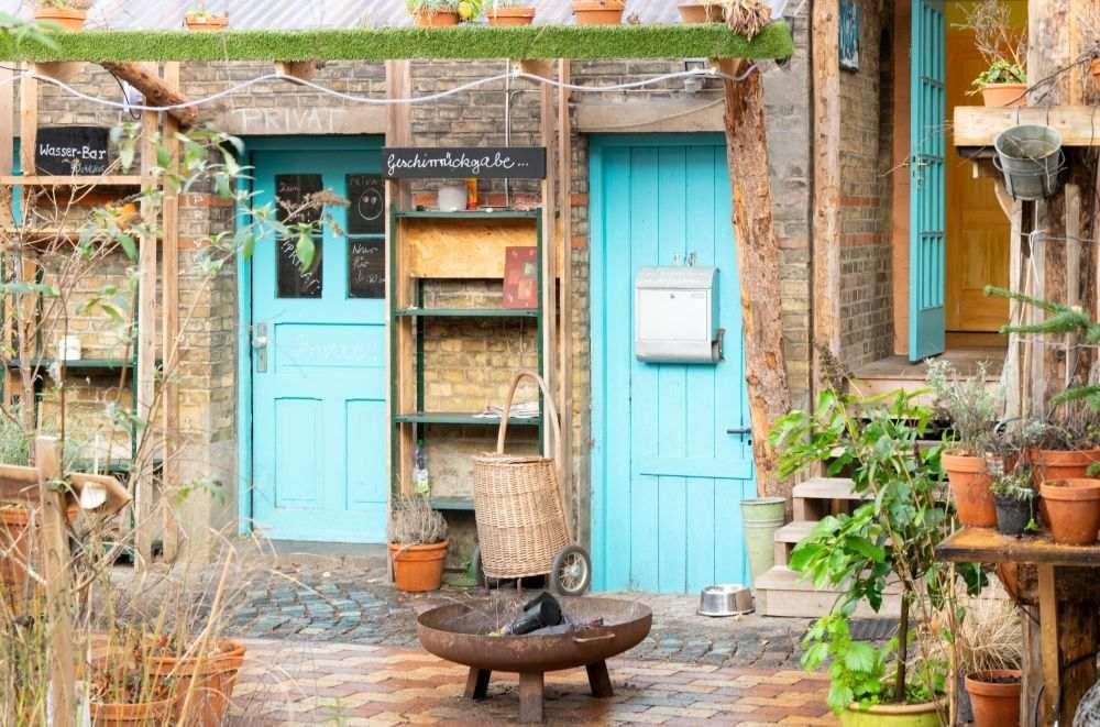 Fresco - Kiel Fresco Garten Cafe16