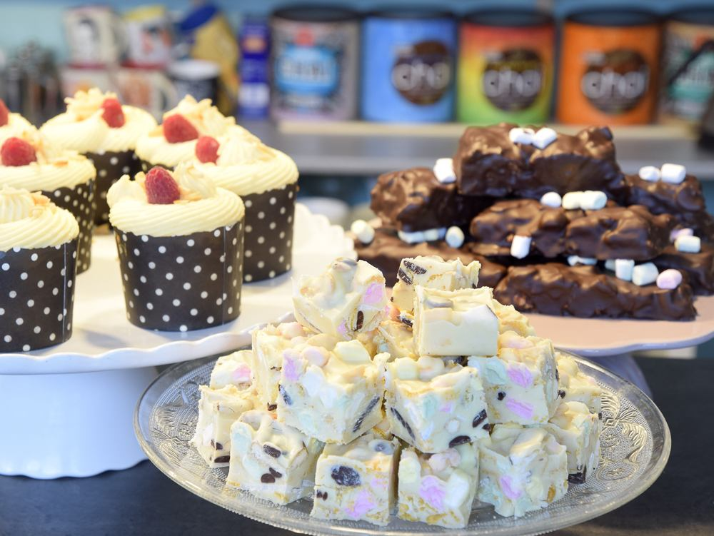 zu/geschlossen: Mareike and the cake - Mareike and the Cake Kiel4