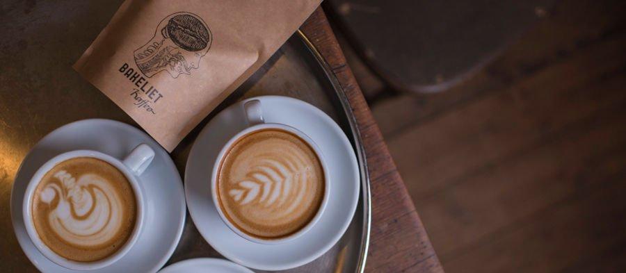 Bakeliet - bakeliet kaffee