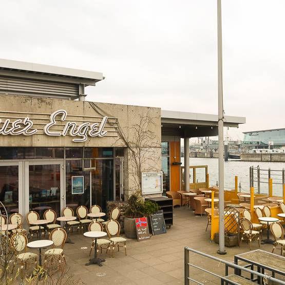 Kiel-Cafe-Fruehstueck - kiel am wasser blauer engel