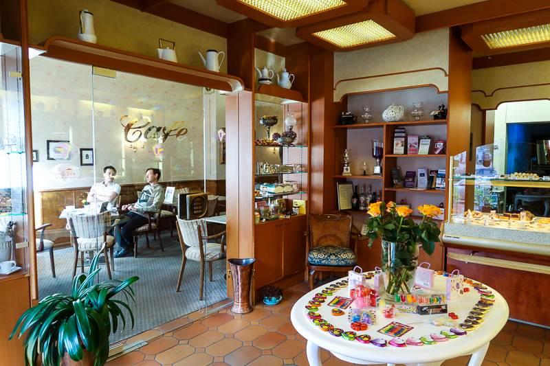 Pursche - konditorei cafe pursche kielc
