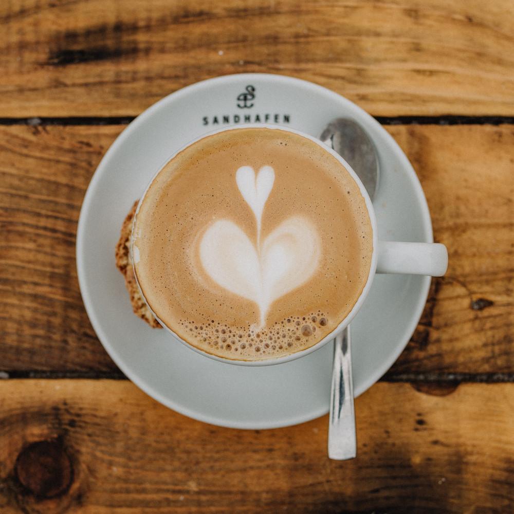 Sandhafen - sandhafen kaffee tasse