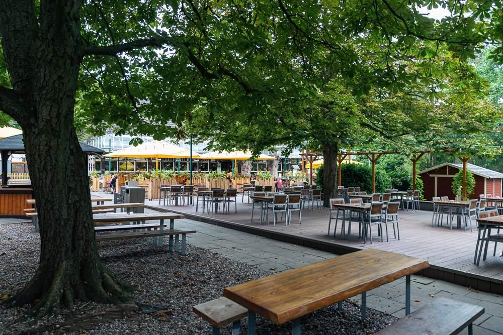 Forstbaumschule - Forstbaumschule Biergarten Kiel 96 kl