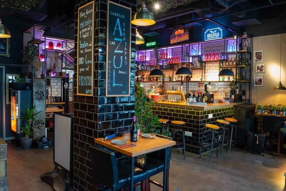 Azul - Tapas Bar Azul Kiel 0219 kl